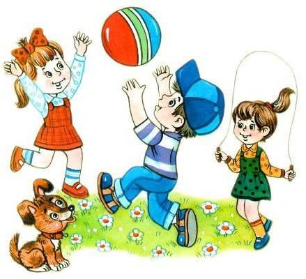 Детские игры и конкурсы на День рождения