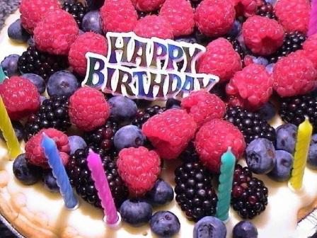 День рождения - веселый праздник